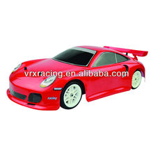 Printed Body (RED) ,Printed 1/10th scale rc touring car body,High quantity printed rc touring car body shell