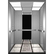 Sala de maquinas hogar ascensores de elevacion usados aguafuerte acero inoxidable