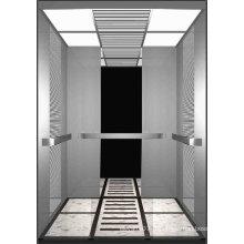 Salle de machines accueil ascenseurs élévateurs occasion gravure acier inoxydable