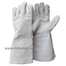 Split Leather Safety Schweißhandschuhe Arbeitshandschuh China