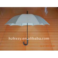 ausgefallene gerade Regenschirm