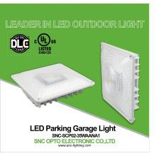 Energiesparend, lange Lebensdauer UL CUL DLC führte LED-Garagenlichter 35w LED-Überdachungslicht auf