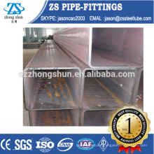 MS SQUARE STEEL PIPE CARBON