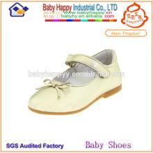 Zapatos de calidad superior de mary jane de la manera de la marca de fábrica china para los cabritos