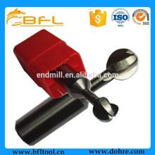 Moinho de extremidade de BFL do cortador de trituração do moinho de extremidade do carboneto de tungstênio de Chanzhou