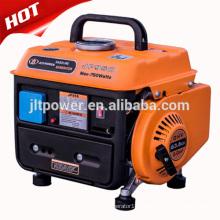 Gerador de gasolina portátil 650W