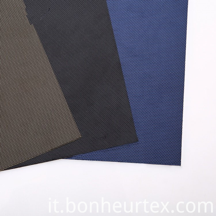 1050D Oxford PU Coated Fabric