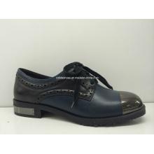 Komfort-Metallkopf-Frauen-Arbeits-Sicherheits-Schuh für Art und Weise Dame