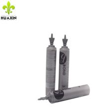 7ml soft tube custom tube grey pe sample tube with swich-head for hotel