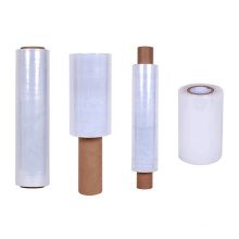 Customized Transparent Packing Pallet Wrapping Hand Film PE Stretch Film Polyethylene