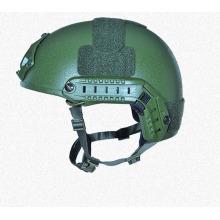 Antibullet Fast Ballistic Protection Kevlar Aramida rápida nij Bulletproof Helmet