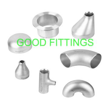 Acessórios de montagem em aço inoxidável Butt Weld Fittings