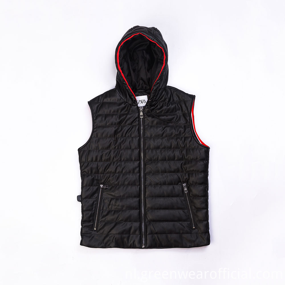 Vest with Padding