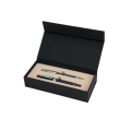 Matte Velvet Magnet Pen Packaging Box Dengan Foam