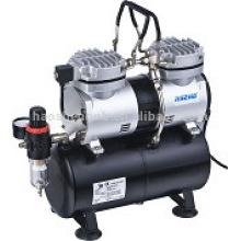Hseng AS196 double cylinder compressor