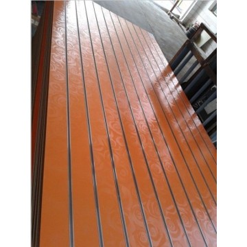 Low Price Slat Wall with Carb Certificate
