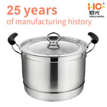 food grade stainless steel professional thermal cooker