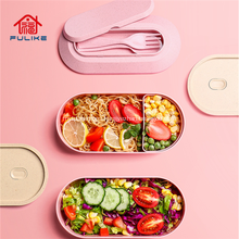 Box Biodegradable Plastic Food Containers