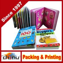 Niños Niños Libro duro de la tabla del bebé (550013)