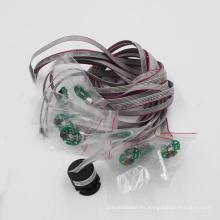 Yumo Hkt2202-702c1-100b-5e Rotary Servo Motor Encoder
