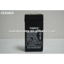 Batterie Rechargeable d'acide de plomb