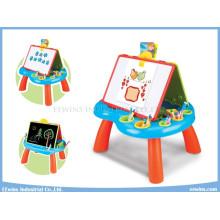 Lernspielzeug Doppelseitiges Zeichenset für Kinder