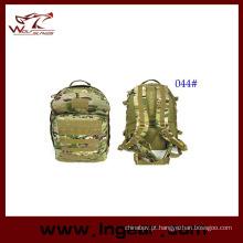 Mochila de camuflagem táctica exército para caminhadas saco Airsoft 044#