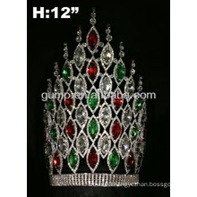 large tall tiara crown