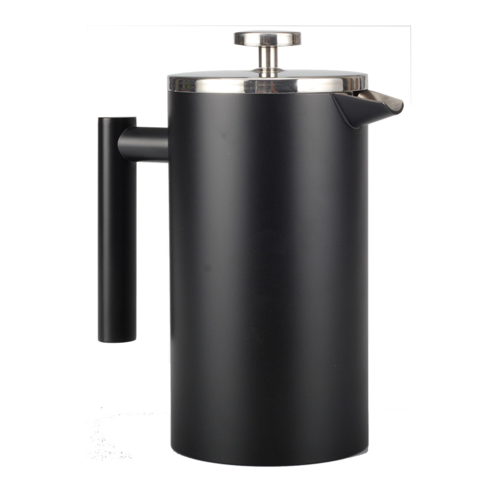 Super easy to use French press pot