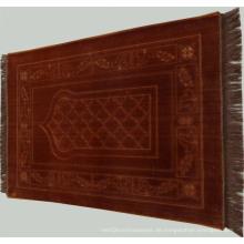 Hochwertiger neuer Entwurf 100% Polyester-Moschee-Teppich