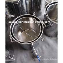 Stainless Steel Mash Tun with False Bottom 20L -2000L