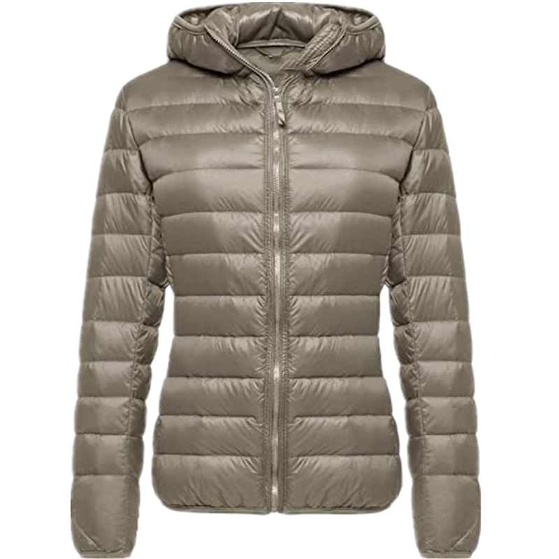 Ladies Down Jacket 1