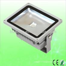 Haute qualité haute puissance vente chaude ip65 ip67 100-240V 50 watt led projecteur 50watt extérieur
