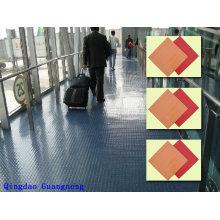 Gym Rubber Flooring, Anti-Slip Hospital Rubber Flooring