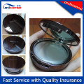 ABS Fine Plastic Empty Loose Powder Case From China