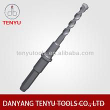 Буровая коронка с четырьмя клетями в стандартном буровом бетоне и камне Standard Flutes
