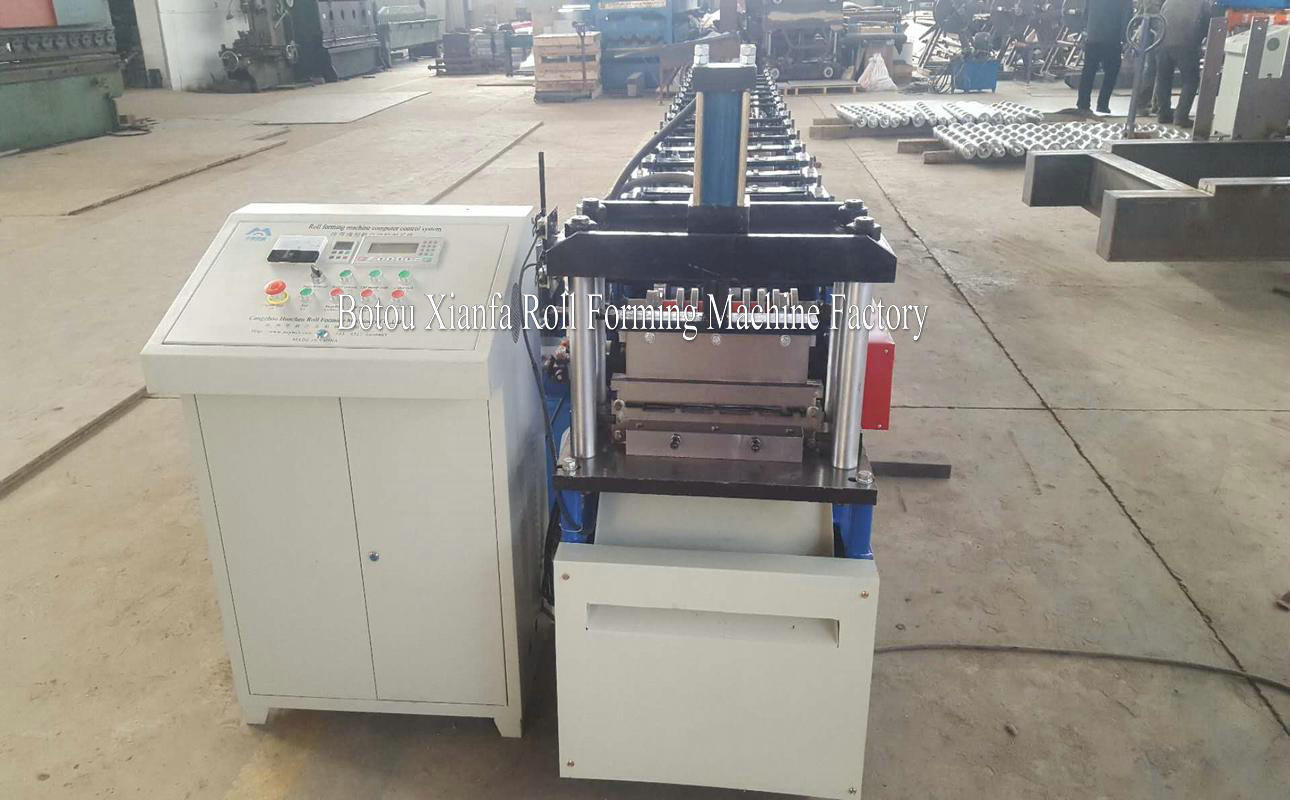 wall panel machines