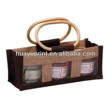 Sac en coton / sac en coton / sac fourre-tout en coton organique AT-1093