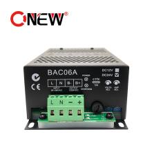 Original Smartgen 12V/24V Diesel Generator Genset Intelligent Automatic Battery Charger Bac06A 6A 3A ATS Controller Charger Battery