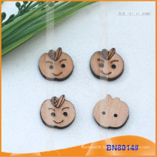 Natural Wooden Buttons for Garment BN8014