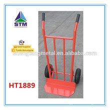 Low price multi-position farming hand truck