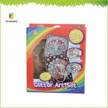 arte e artesanato, kits de conjuntos de glitter por atacado, pintura de pintura de presentes