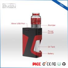 1300mAh big battery creative oil tank RDA structure vaporizer mechanical mod