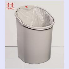Fabricante Price Plastic Waste Bin Dust Bin para escritório e escola