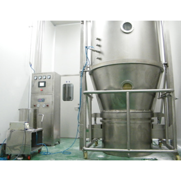 Mesin Granulator oleh Batch
