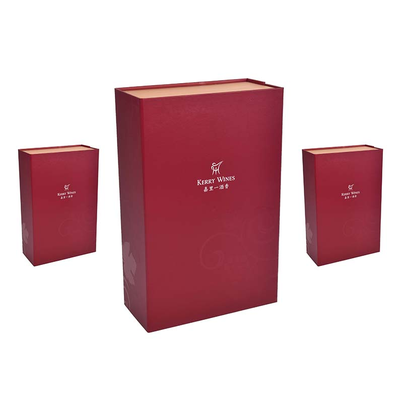 Red Wine Packaging Gift Box