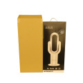 Portable ABS 10 inch mini electric heating bladeless fan with infrared remote control