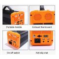 Almacenamiento de energía portátil solar de 500W 110V / 220V