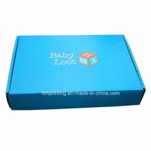 Custom Printing Foldable Mailer Shipping Carton Corrugated Box for Packaging Toys and Medjool Dates