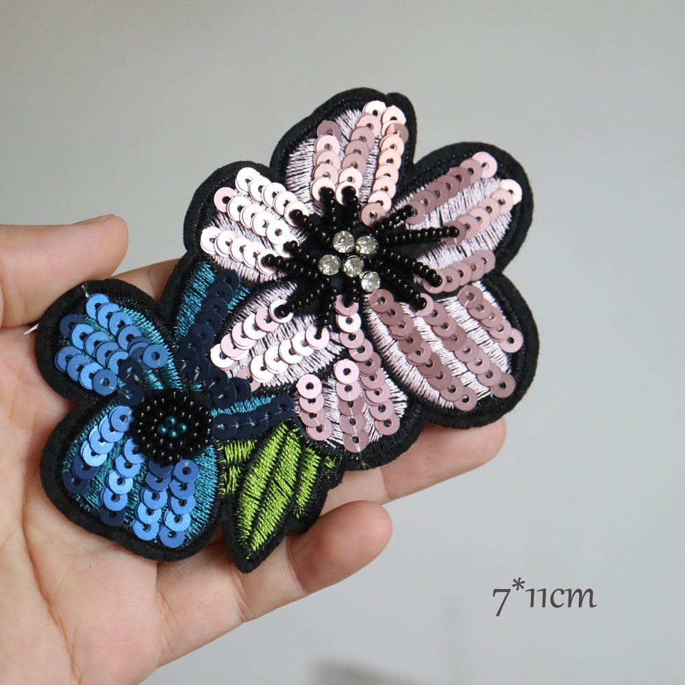 Clothing Embroidery Sequins
